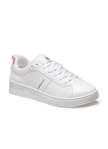 Lumberjack Kadın Beyaz Sneakers 100557286  Beyaz
